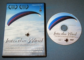 DVD - Into The Wind 1
