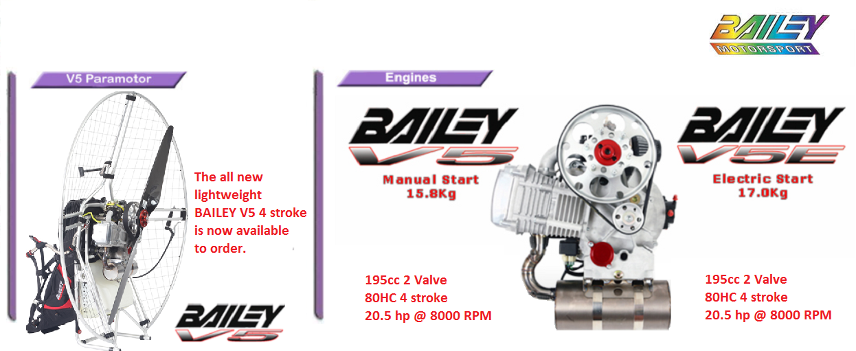 Bailey Aviation 4-Stroke